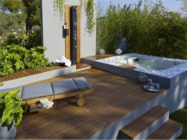 terrasse ambiance zen