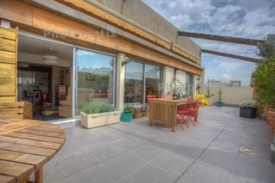 terrasse beton 50m2