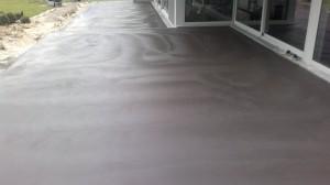 terrasse beton cire exterieure