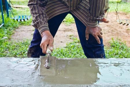 terrasse beton colore prix