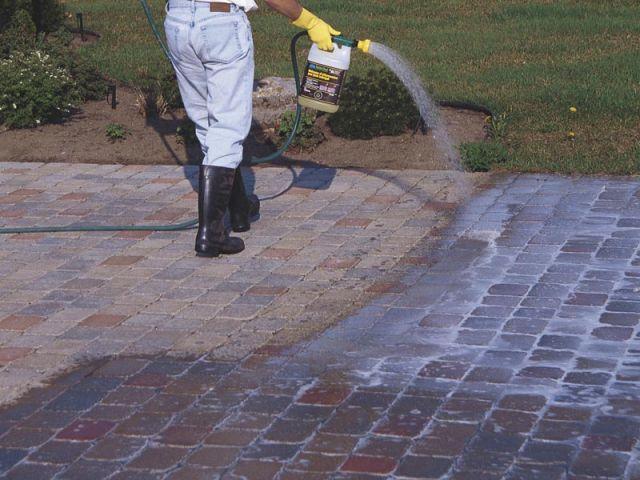 terrasse beton entretien