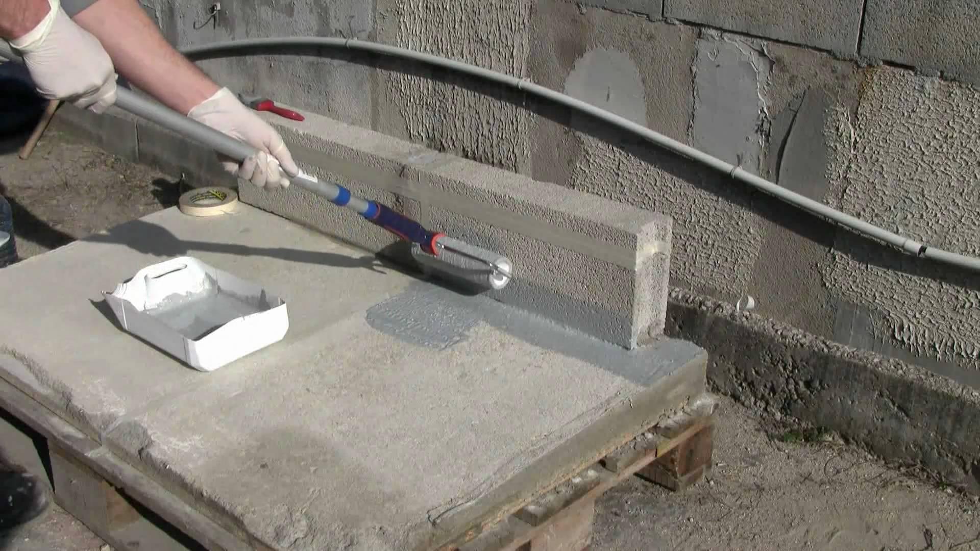 terrasse beton etancheite