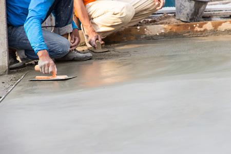 Terrasse beton lisse prix au m2