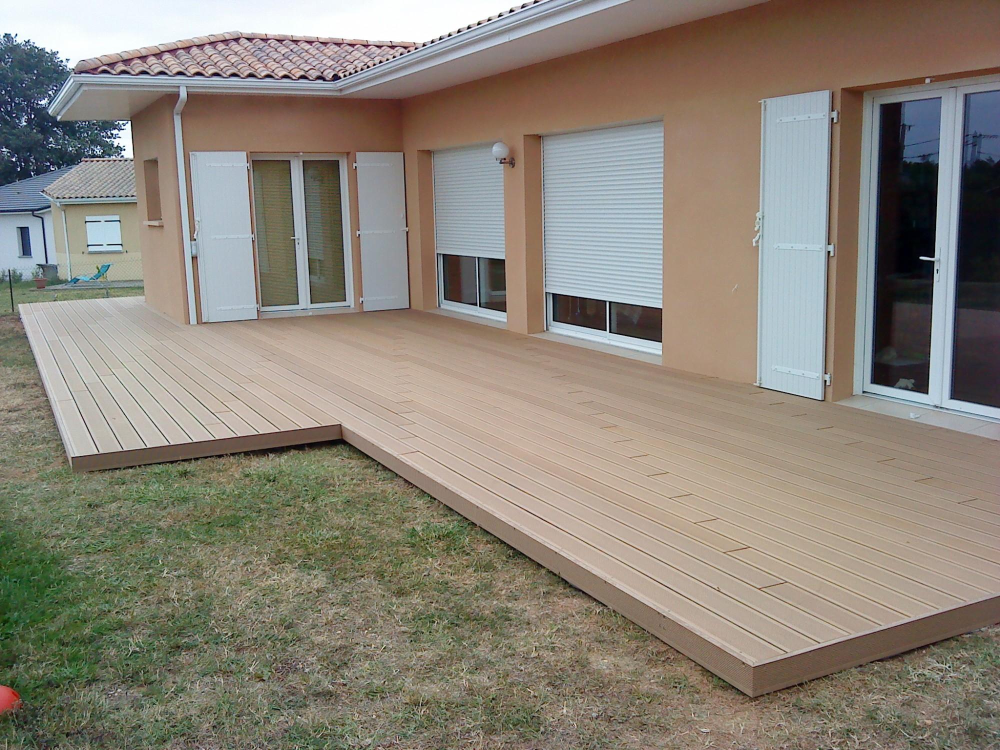 terrasse bois composite bordeaux