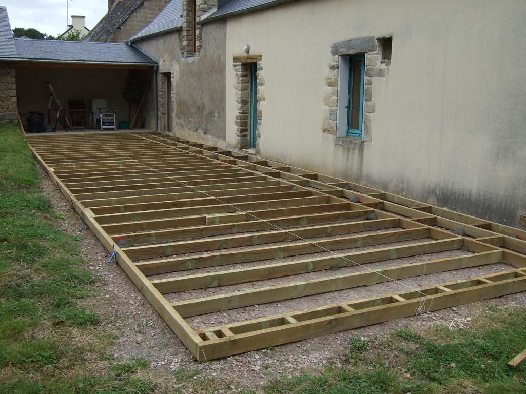 terrasse bois composite comment faire