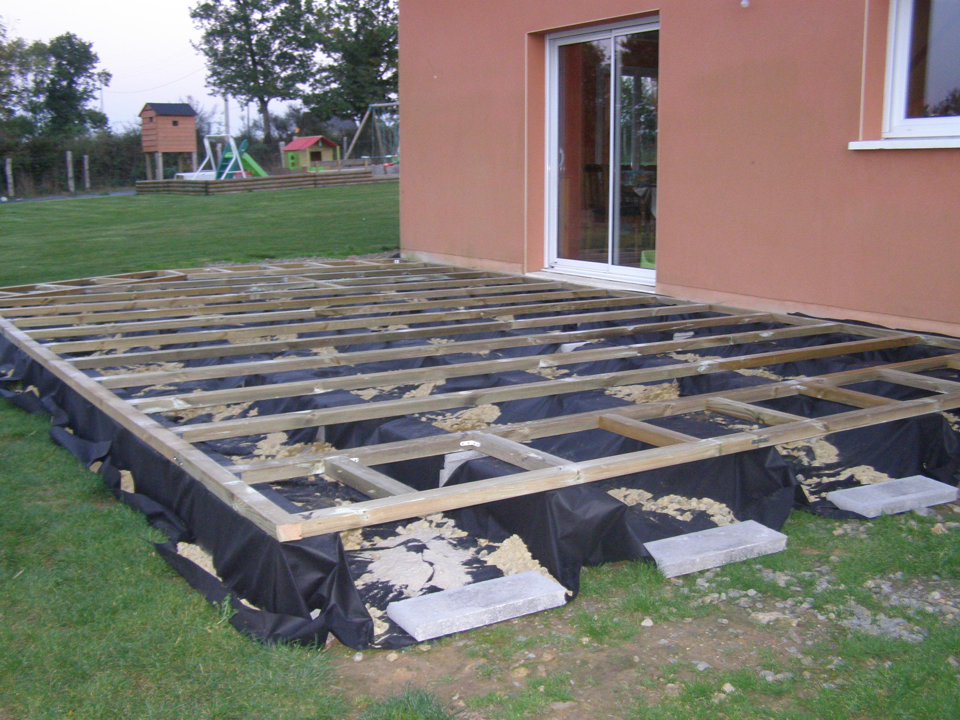 Terrasse bois composite leroy merlin prix