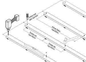Terrasse bois hauteur lambourde