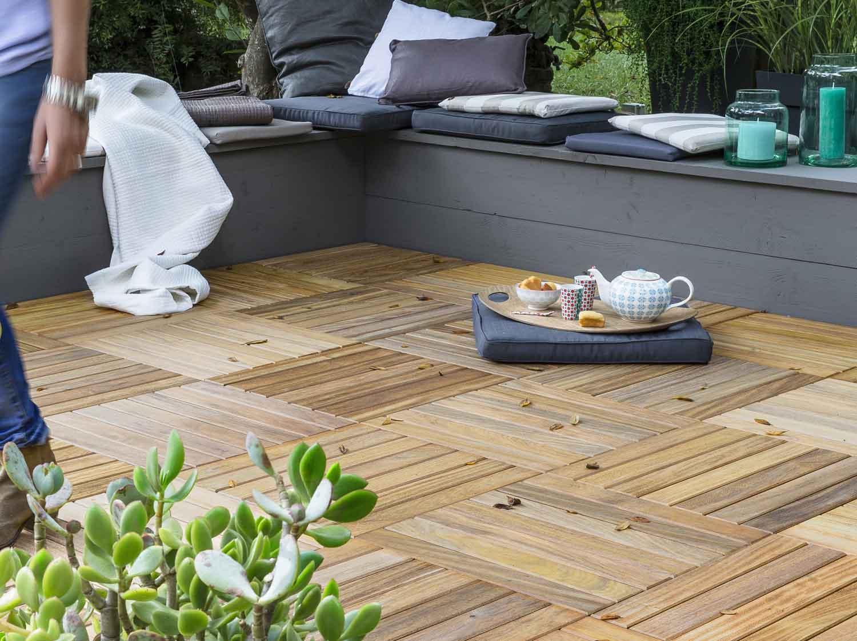 terrasse bois ou composite que choisir