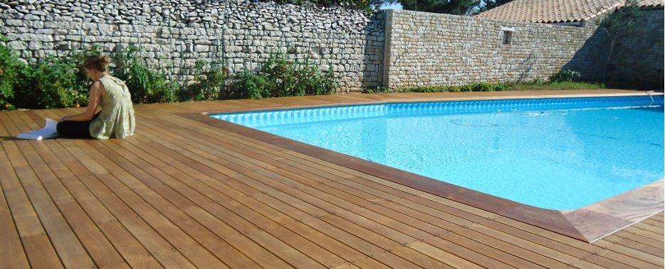 terrasse bois piscine avis