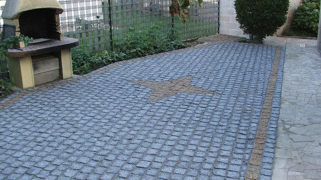 Terrasse carrelage ou pave