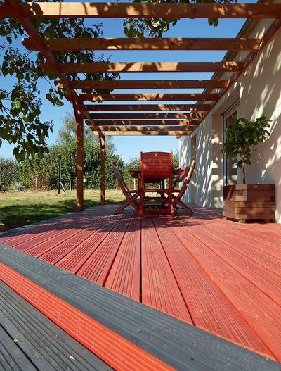 terrasse composite couleur