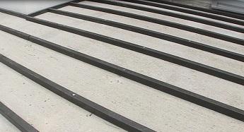 terrasse composite dalle beton