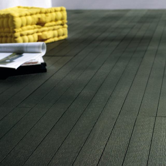terrasse composite gris castorama