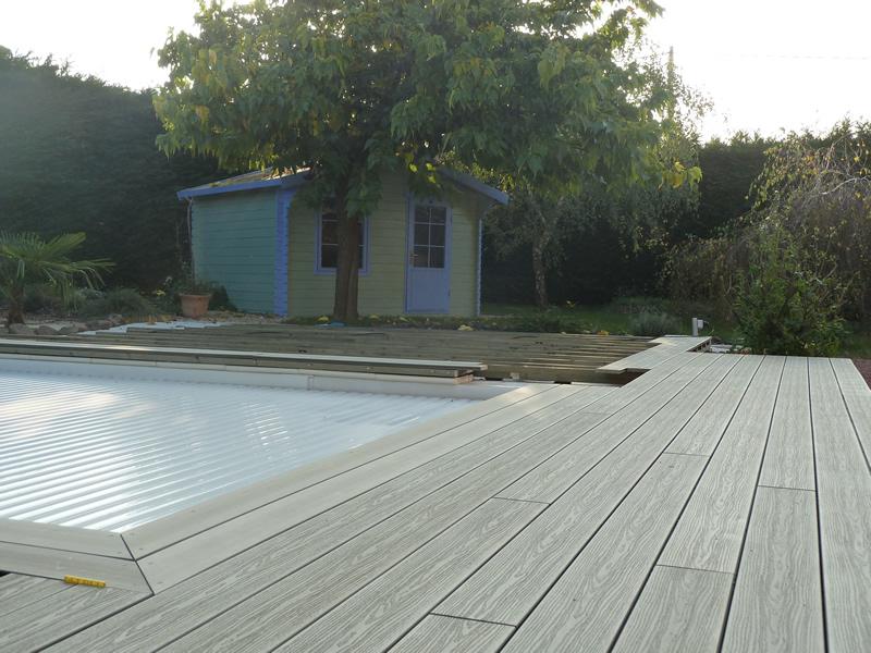 terrasse composite gris iroise