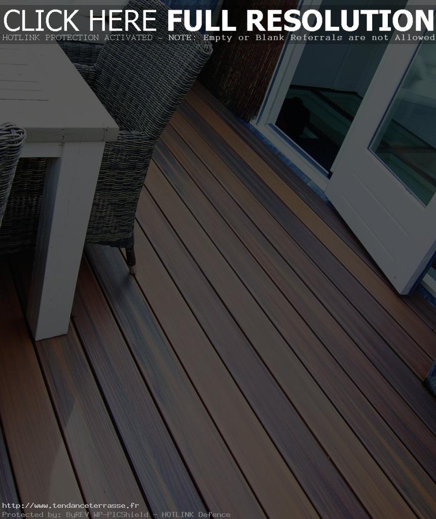 terrasse composite horizon
