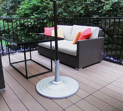 terrasse composite mep