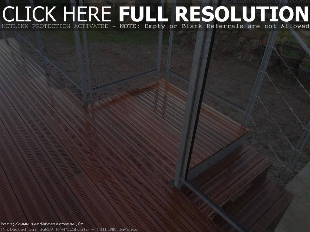 terrasse composite morbihan