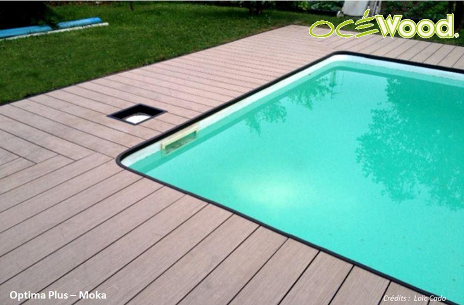 terrasse composite pour piscine