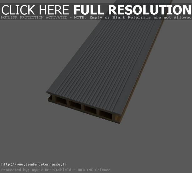 terrasse composite wintech