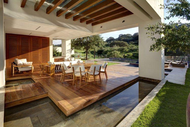 terrasse couverte idee