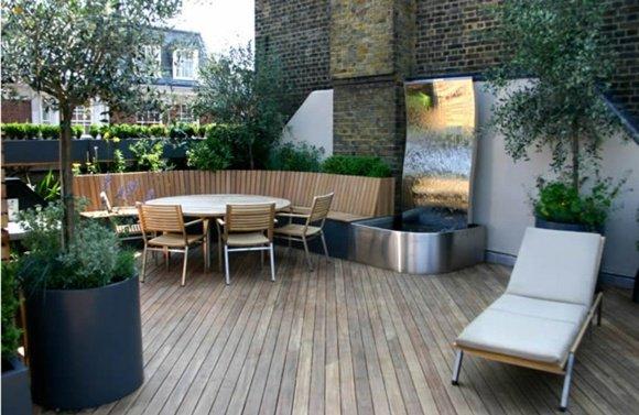 terrasse design exterieur