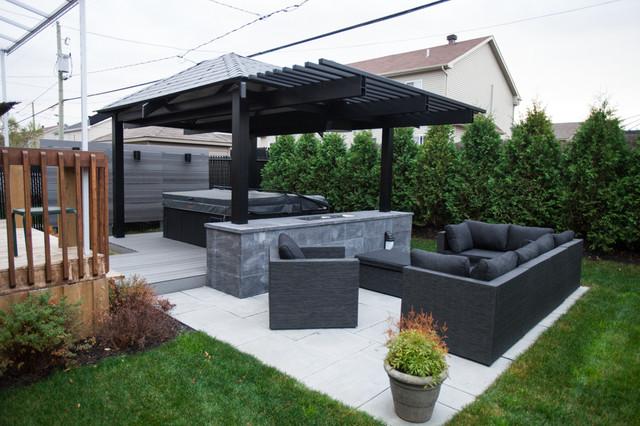 Terrasse design montreal