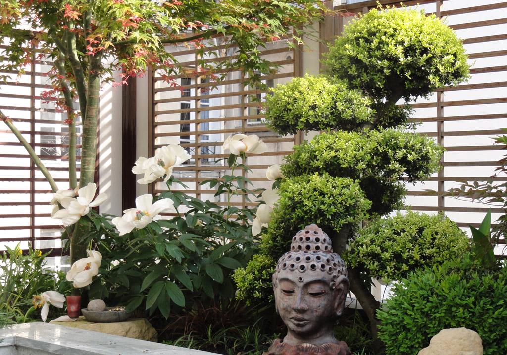 Terrasse inspiration japonaise