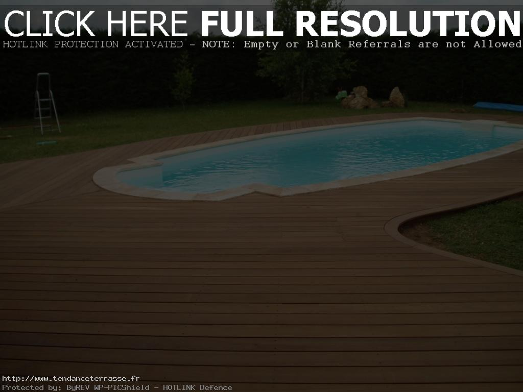Terrasse ipe piscine forum
