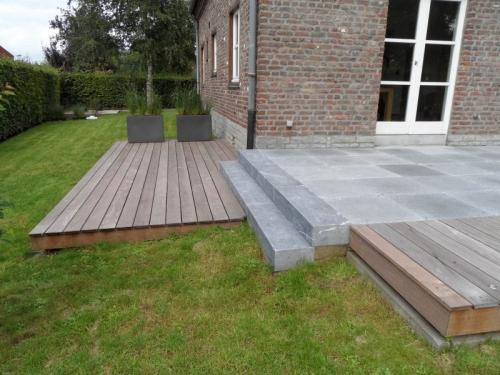 terrasse jardin belgique