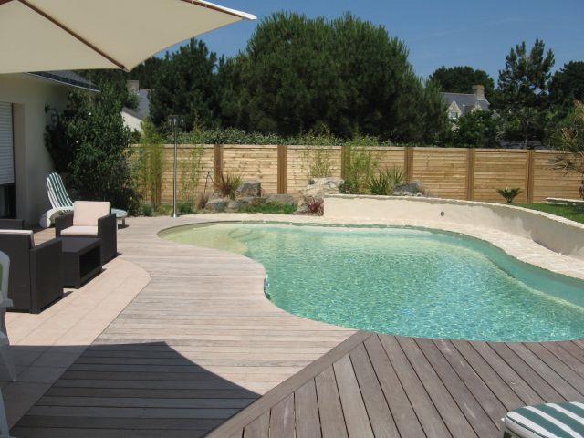 terrasse piscine moderne