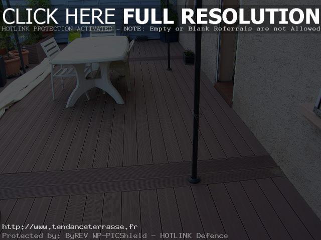 terrasse resine leroy merlin