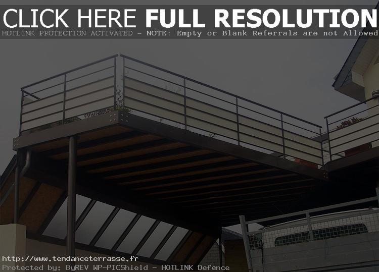 terrasse suspendue bretagne