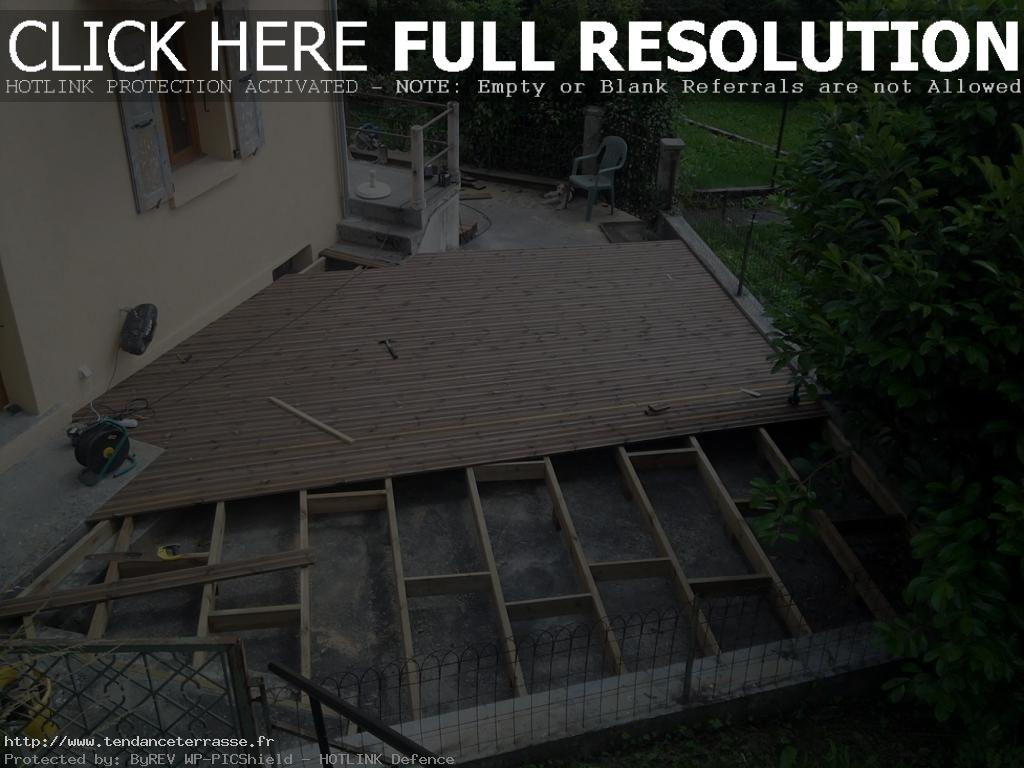 terrasse suspendue haute savoie