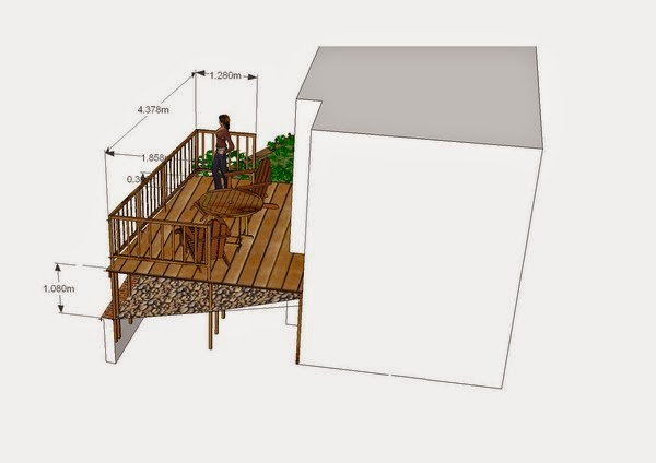 terrasse suspendue oise