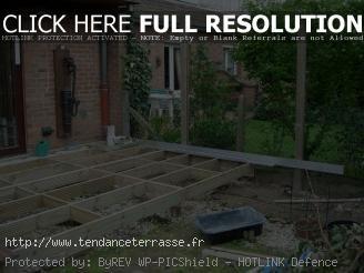 terrasse suspendue pas cher